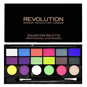 Makeup Revolution Ultimate Colour Chaos Palette, 13g