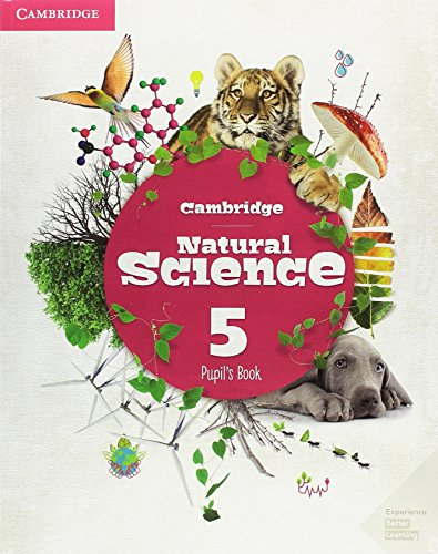 Cambridge Natural and Social Science Level 5 Pupil's Book Pack (Natural Science Primary)