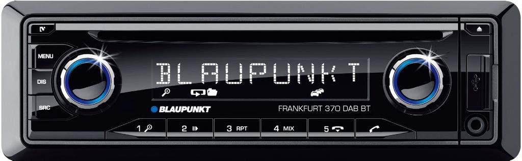 Blaupunkt-Frankfurt-370-DAB-BT-Autoradio-DAB-Tuner-inkl-Fernbedienung-Anschluss-fr-Lenkradfern