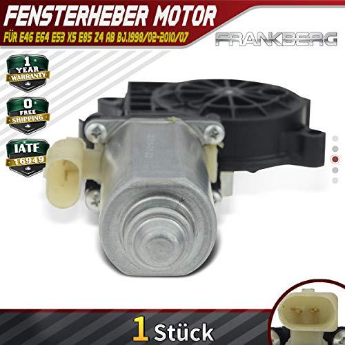 Fensterheber Motor Vorne Hinten Links Rechts für E46 E64 E53 X5 E85 Z4 ab Bj.1998/02-2010/07 (Motor E46 M3)