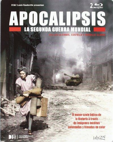 Apocalipsis. La Segunda Guerra Mundial [Blu-ray] 51meIr5jqOL