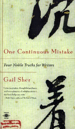 One Continuous Mistake: Four Noble Truths for Writers (Compass) (English Edition)