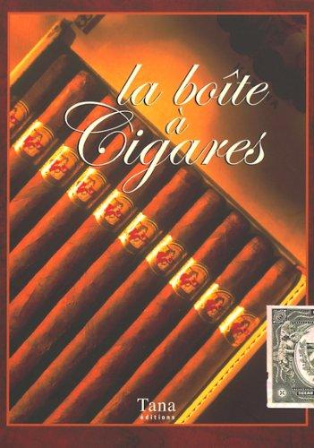 BOITE A CIGARES par PHILIPPE HUPP