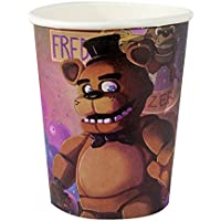 Five Nights At Freddys 9oz Paper Cups 8ct