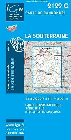 La Souterraine GPS: IGN2129O