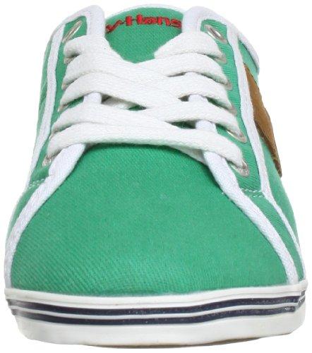 Helly Hansen FLORA SOLID LOW WMN3 10040338.JNS, Sneaker donna Verde (Grün (KELLY GREEN))