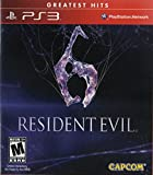 Best Capcom PS3 Games - Resident Evil 6 Greatest Hits(PS3) Review