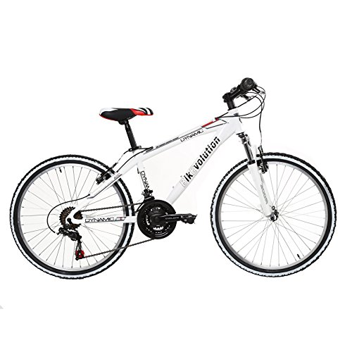 De-Ciclismo-Para-Hombre-24-ACC-18-V-Bike-evolution-Blanco