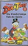 *Vintage* MC DISNEY Hörspiel-Kassette DUCK TALES # 8: DIE WUNDERLAMPE & FALSCHE SPIELE -