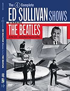 The Complete Ed Sullivan Shows [Import italien]