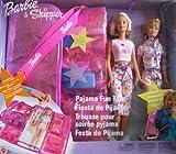 Barbie & Skipper Pajama Fun Tote Playset 2003