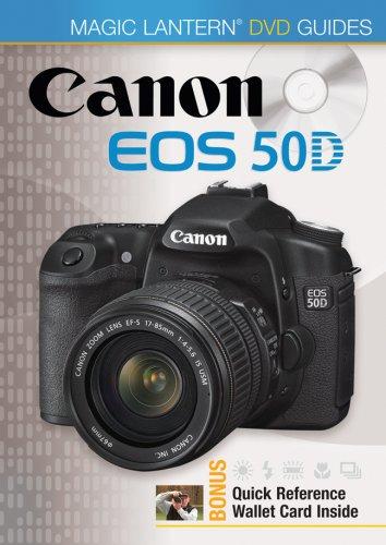 Lantern Canon Magic (Canon EOS 50D (Magic Lantern Guides))