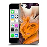 Head Case Designs Offizielle Haroulita Gelbe Blueten Blumige Panne Ruckseite Hülle für iPhone 5c