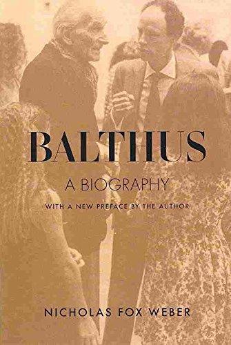 [Balthus: A Biography] (By: Nicholas Fox Weber) [published: April, 2014]