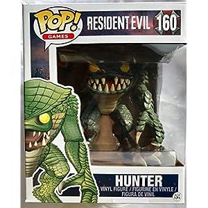 Funko Pop Hunter – 15cm (Resident Evil 160) Funko Pop Resident Evil