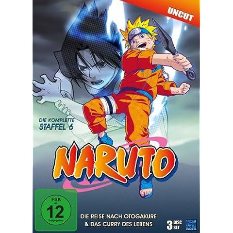 Naruto - Staffel 6: Die Reise nach Otogakure & Das Curry des Lebens