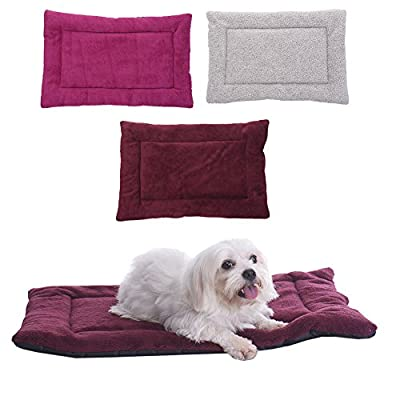 Pet Dog Cat Bed Cushion Warm Bed Waterproof Detachable Sponge Mat Blanket Pad for Rest & Sleeping