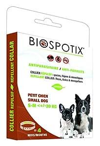 Biospotix Collier Répulsif pour Chiot/Petit Chien