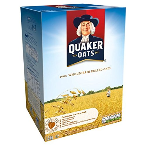 Quaker Oats Porridge 1500g