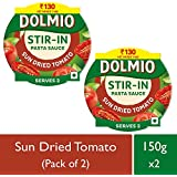 Dolmio Pasta Sauce Sundried Tomato,Stir In (Pack Of 2), 2*150gm