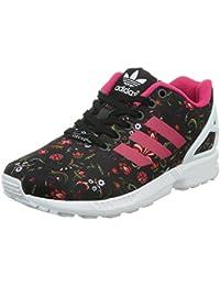 cheaper 037d6 5bf7f Adidas ZX Flux, Scarpe da Ginnastica Donna