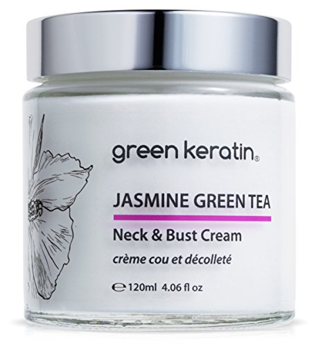 Green Keratin Jasmine Green Tea Neck and Bust Cream