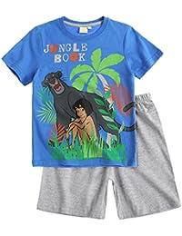 Disney The Jungle Book Garçon Pyjama court 2016 Collection - gris