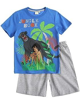 Disney The Jungle Book Chicos Pijama mangas cortas 2016 Collection - Gris