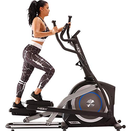 MAXXUS Unisex's CX 5.1 Cross Trainer, Black/Grey, One Size