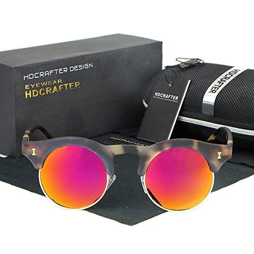 Frau, Sonnenbrille, lässig, Mode, retro, elastisch, im Freien, orange, S52898
