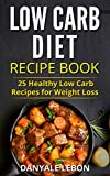 Low Carb Diet Recipe Book: 25 Healthy Low Carb Recipes for Weight Loss