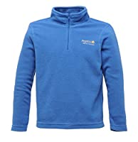 Regatta Children's Hotshot II Fleece - Oxford Blue, Size 5-6