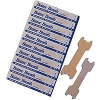 Micup 100 Stk Besser Breath Nasenstreifen Medium Anti-Schnarchen Schnarchen Reduzierende Hilfsmittel (66mm * 19mm) preisvergleich bei billige-tabletten.eu