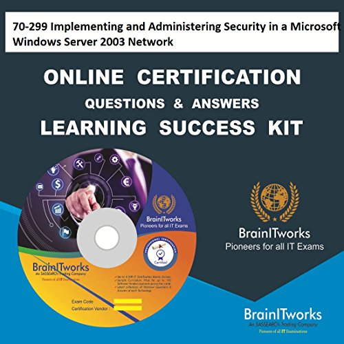 70-299 Implementing and Administering Security in a Microsoft Windows Server 2003 Network Online Certification Learning Success - Windows-security-film