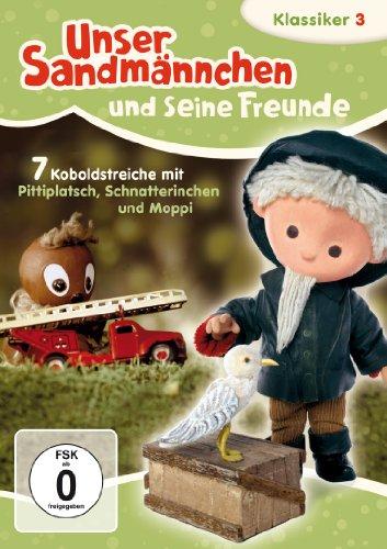 Cover des Mediums: Unser Sandmännchen und seine Freunde - Klassiker 3