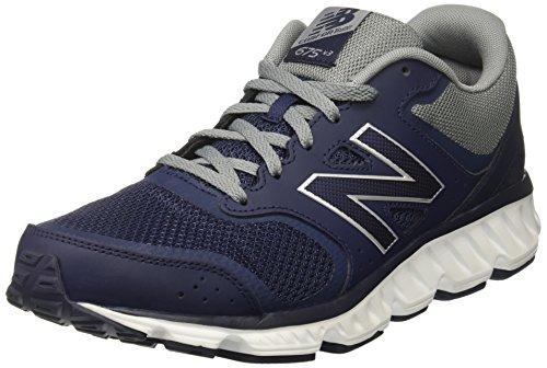 New Balance , Chaussures de running pour homme Dark Denim/Gunmetal