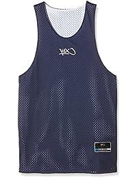 K1X Jersey Hardwood Rev Practice MK2 - Camiseta de baloncesto para hombre, color azul, talla XS