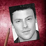 H720 (4 SEASONS) CORY MONTEITH - ACEO Sketch Card (Signed by the Artist) #js004