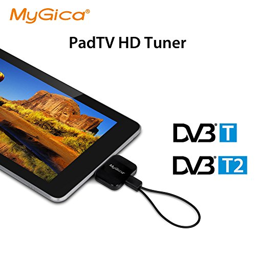 DVB-T2 Micro USB TV Tuner TV Receiver Stick For Android Tablet Pad Phone Mobile  available at amazon for Rs.2100