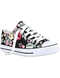 Suchergebnis auf Amazon.de für  sneaker mit blumenmuster - Damen ... 9cdcc17b49
