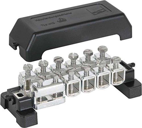 Dehn 563201–Stange Ausgleich Leistung K1230mm2schwarz kupfer/Gal SN