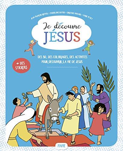 Je découvre Jésus par Collectif