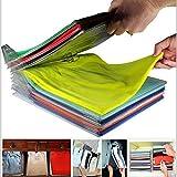 Unbekannt Closet Organizer and Shirt Folder, kleidung organizer für Schrank oder Schublade | Regular Size,20-Pack
