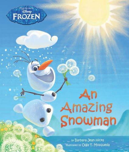 Disney Frozen an Amazing Snowman
