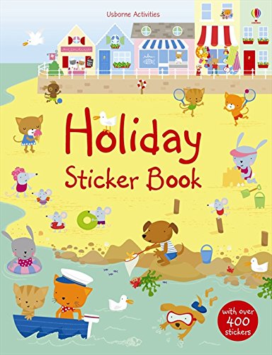 Holiday Sticker Book (Sticker Books) por Stella Baggott