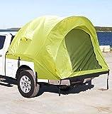 Aimmer Ultraleichte Tragbare Auto Tailaist, Wilde Camping Pick-up LKW-Zelt, Angelzelt grün