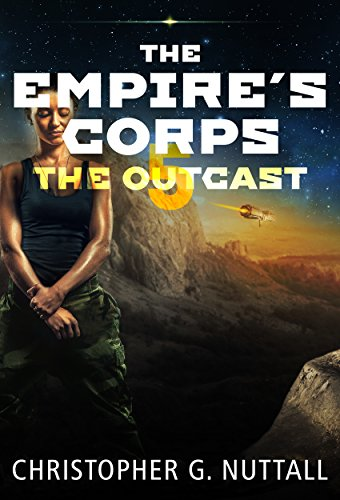 The Outcast (The Empire's Corps Book 5) (English Edition)