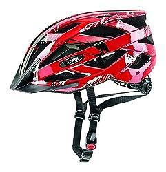 Uvex I-Vo C Fahrradhelm Red 56-60 cm