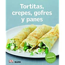 Tortitas, crepes, gofres y panes (Cocina del mundo)