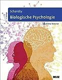 Biologische Psychologie: Mit Arbeitsmaterial zum Download - Rainer Schandry